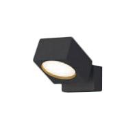 XAS1001LCB1LEDスポットライト LEDフラットランプ対応 天井・壁面(上・下向き)・据置取付兼用 電球色アルミダイカストセード 拡散タイプ 調光可能 白熱電球60形1灯器具相当Panasonic 照明器具