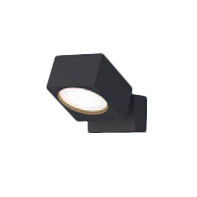 XAS1011VCB1LEDスポットライト LEDフラットランプ対応 天井・壁面(上・下向き)・据置取付兼用 温白色 美ルックアルミダイカストセード 拡散タイプ 調光可能 白熱電球60形1灯器具相当Panasonic 照明器具