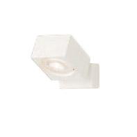 XAS1030LCB1LEDスポットライト LEDフラットランプ対応 天井・壁面(上・下向き)・据置取付兼用 直付 電球色 美ルックアルミダイカストセード 集光タイプ 調光可能110Vダイクール電球60形1灯器具相当Panasonic 照明器具