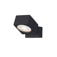 XAS1031VCE1LEDスポットライト LEDフラットランプ対応 天井・壁面(上・下向き)・据置取付兼用 温白色 美ルックアルミダイカストセード 集光タイプ 調光不可 110Vダイクール電球60形1灯器具相当Panasonic 照明器具