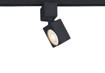 XAS1531LCB1LEDスポットライト LEDフラットランプ対応 天井付・壁付 配線ダクト取付型 電球色アルミダイカストセード 美ルック 集光タイプ 調光可能110Vダイクール電球60形1灯器具相当Panasonic 照明器具