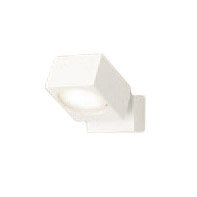 XAS3010LCB1LEDスポットライト LEDフラットランプ対応 天井・壁面(上・下向き)・据置取付兼用 直付 電球色 美ルックアルミダイカストセード 拡散タイプ 調光可能 白熱電球100形1灯器具相当Panasonic 照明器具