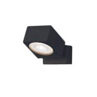 XAS3021VCB1LEDスポットライト LEDフラットランプ対応 天井・壁面(上・下向き)・据置取付兼用 温白色アルミダイカストセード 集光タイプ 調光可能110Vダイクール電球100形1灯器具相当Panasonic 照明器具