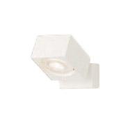 XAS3030LCB1LEDスポットライト LEDフラットランプ対応 天井・壁面(上・下向き)・据置取付兼用 直付 電球色 美ルックアルミダイカストセード 集光タイプ 調光可能110Vダイクール電球100形1灯器具相当Panasonic 照明器具