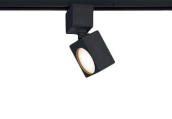XAS3501LCB1LEDスポットライト LEDフラットランプ対応 天井付・壁付 配線ダクト取付型 電球色アルミダイカストセード 拡散タイプ 調光可能 白熱電球100形1灯器具相当Panasonic 照明器具