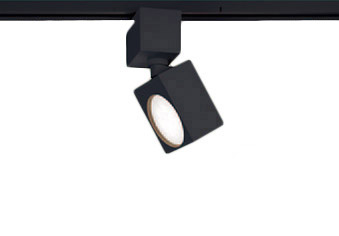 XAS3511VCB1LEDスポットライト LEDフラットランプ対応 天井付・壁付 配線ダクト取付型 温白色アルミダイカストセード 美ルック 拡散タイプ 調光可能白熱電球100形1灯器具相当Panasonic 照明器具