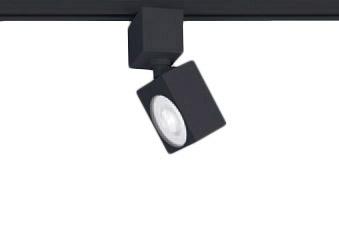 XAS3521NCB1LEDスポットライト LEDフラットランプ対応 天井付・壁付 配線ダクト取付型 昼白色アルミダイカストセード 集光タイプ 調光可能110Vダイクール電球100形1灯器具相当Panasonic 照明器具
