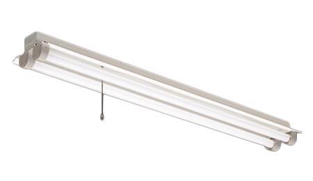 EL-LF-HH4532A/2 AHNLED非常用照明器具 電池内蔵形 直管LEDランプ搭載形Lファインecoシリーズ LDL40ランプ 直付形30分間定格形 反射笠タイプ 2灯用 直付・吊下兼用 昼白色三菱電機 施設照明