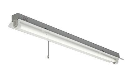EL-LF-HH4901A/3 AHNLED非常用照明器具 電池内蔵形 直管LEDランプ搭載形Lファインecoシリーズ LDL40ランプ 直付形30分間定格形 反射笠タイプ 1灯用 直付・吊下兼用 昼白色三菱電機 施設照明