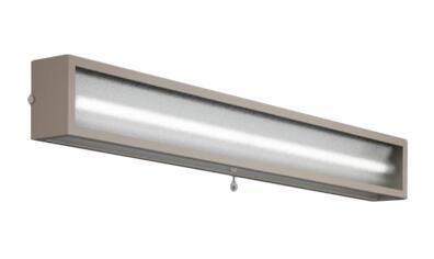 EL-LF-VH4111A/2 AHNLED非常用照明器具 電池内蔵形 直管LEDランプ搭載形Lファインecoシリーズ LDL40ランプ 壁面直付形30分間定格形 階段通路誘導灯兼用形 1灯用 壁面横付専用 昼白色三菱電機 施設照明