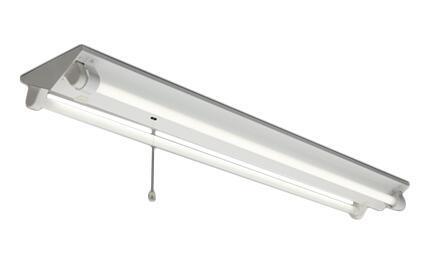 EL-LK-VH4272A/2 AHNLED非常用照明器具 電池内蔵形 直管LEDランプ搭載形Lファインecoシリーズ LDL40ランプ 直付形30分間定格形 階段通路誘導灯兼用形 逆富士タイプ 2灯用 天井直付専用 昼白色三菱電機 施設照明