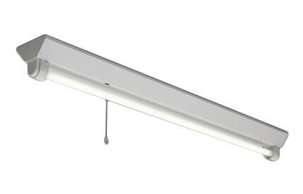 EL-LK-VH4291A/2 AHNLED非常用照明器具 電池内蔵形 直管LEDランプ搭載形Lファインecoシリーズ LDL40ランプ 直付形30分間定格形 階段通路誘導灯兼用形 逆富士タイプ 1灯用 天井直付専用 昼白色三菱電機 施設照明