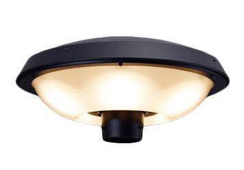 EL-M6020L/K AHNLED屋外用照明 街路灯 一体形クラス600 水銀ランプ250形器具相当灯具 全周方向照射 電球色三菱電機 施設照明