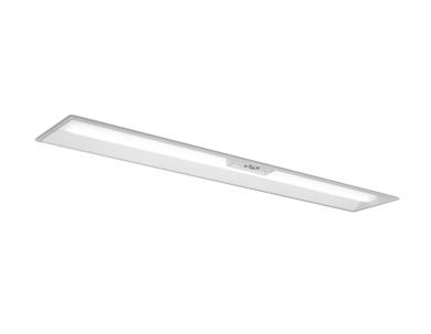 MY-BK430332B/W AHTNLED非常用照明器具 電池内蔵形 Myシリーズ30分間定格形 階段通路誘導灯兼用形40形 埋込形 190幅 非常時LED一般出力タイプ一般タイプ 3200lm FHF32形×1灯器具 高出力相当 白色三菱電機 施設照明