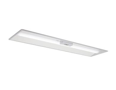 MY-BK470335B/W AHTNLED非常用照明器具 電池内蔵形 Myシリーズ30分間定格形 階段通路誘導灯兼用形40形 埋込形 300幅 非常時LED一般出力タイプ一般タイプ 6900lm FHF32形×2灯器具 高出力相当 白色三菱電機 施設照明