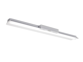 MY-HH470300B/W AHTNLED非常用照明器具 電池内蔵形 Myシリーズ30分間定格形 階段通路誘導灯兼用形40形 直付形 笠付タイプ 非常時LED高出力タイプ省電力タイプ 6900lm FHF32形×2灯器具 高出力相当 白色三菱電機 施設照明