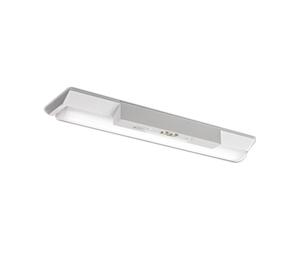 MY-VH208232B/WW AHTNLED非常用照明 電池内蔵形 Myシリーズ 30分間定格形 階段通路誘導灯兼用形 20形 直付形 逆富士タイプ 150幅 全長632(リニューアルサイズ) 非常時LED一般出力タイプ 一般タイプ 800lm FL20形×1灯器具相当 温白色 三菱電機 施設照明