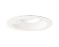 LGDC1101VLE1センサー付LEDダウンライト トイレ灯 高気密SB形 埋込穴φ100拡散タイプ 温白色 調光不可FreePa換気扇連動型 ON/OFF型浅型10H 白熱電球60形1灯器具相当Panasonic 照明器具 天井照明