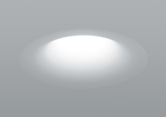 NYY56538LEDダウンライト SmartArchi SoftLight RoundType 埋込穴φ450 LED550形 拡散 電球色 調光可パナソニック Panasonic 店舗・施設照明 天井照明 テクニカル照明 スマートアーキ ソフトライト