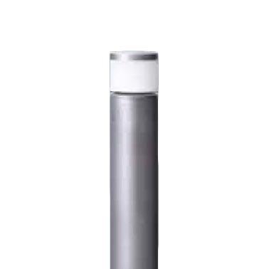 XYG0017Nソーラー用LEDローポールライト 昼白色乳白グローブ 地中埋込型 防雨型/地上高291mmPanasonic 施設照明 景観・道路・建物周辺照明 街路灯 屋外用
