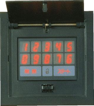 Panasonic セキュリティシークレットスイッチEK3822B
