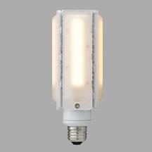 東芝ライテック ランプLED電球 街路灯リニューアル用LEDランプ(電源別置形) 28Wシリーズナトリウムランプ70W形相当 電球色 E26LDTS28L-G