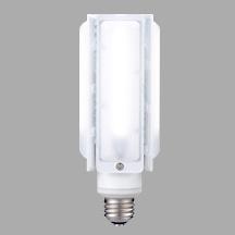 東芝ライテック ランプLED電球 街路灯リニューアル用LEDランプ(電源別置形) 28Wシリーズ水銀ランプ100W形相当 昼白色 E26LDTS28N-G