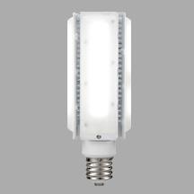 東芝ライテック ランプLED電球 街路灯リニューアル用LEDランプ(電源別置形) 57Wシリーズ水銀ランプ200W形相当 昼白色 E39LDTS57N-G-E39