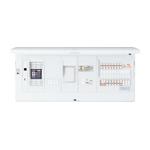 パナソニック Panasonic 電設資材コンパクト21 住宅分電盤 スマートコスモ AiSEG通信型ZEH対応 省エネ(蓄熱)対応 蓄熱暖房器(8kW)・IH対応ドア付 プラスチック製 露出・半埋込両用形リミッタースペース付 回路数22+3BHN35223TF6