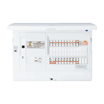 パナソニック Panasonic 電設資材コンパクト21 住宅分電盤 スマートコスモ AiSEG通信型ZEH対応 省エネ(電化)対応 エコキュート・IH対応ドア付 プラスチック製 露出・半埋込両用形リミッタースペースなし 回路数34+3 主幹容量100ABHN810343B2