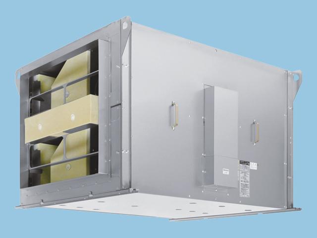 ●Panasonic ダクト用送風機器消音ボックス付送風機 消音形キャビネットファン 大風量タイプ 三相200VFY-28SCZ3-H
