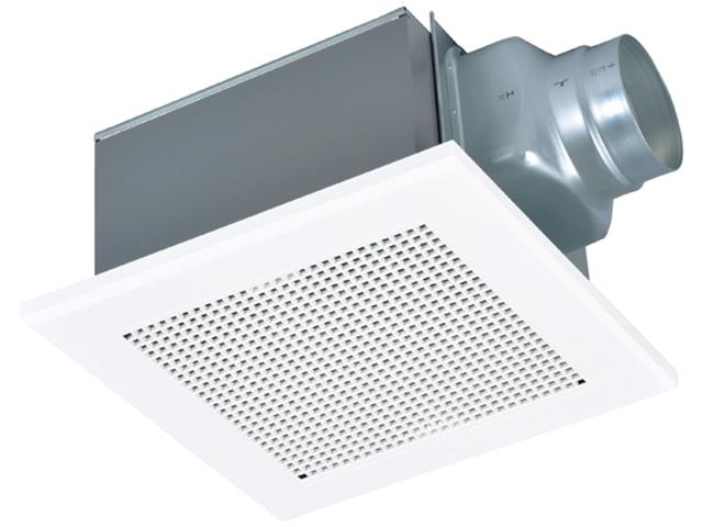 三菱電機 ダクト用換気扇BL認定品サニタリー用ファン 浴室用VD-15Z10-BL