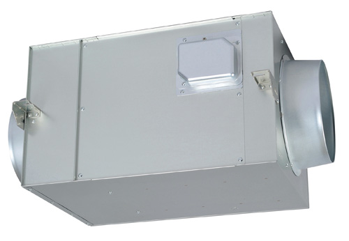 三菱電機 空調用送風機ストレートシロッコファン天吊埋込タイプ高静圧形 事務所・機械室用 単相100VBFS-65SKA