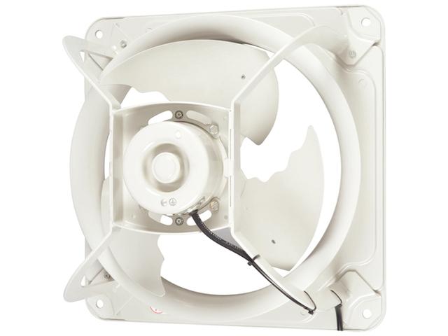 ●三菱電機 産業用有圧換気扇低騒音形 防錆タイプ工場・機器組込用【排気専用】EWG-60FTA-PR
