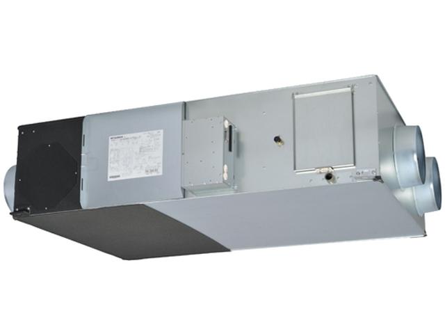●三菱電機 業務用ロスナイ天吊埋込形加湿付 事務所・テナントビル用単相200V スタンダードタイプLGH-N100RKS2D-50