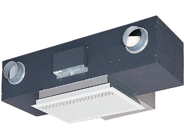 ●三菱電機 業務用ロスナイ天吊カセット形加湿付事務所・テナント・スモールビル・店舗用LGH-N25CKS