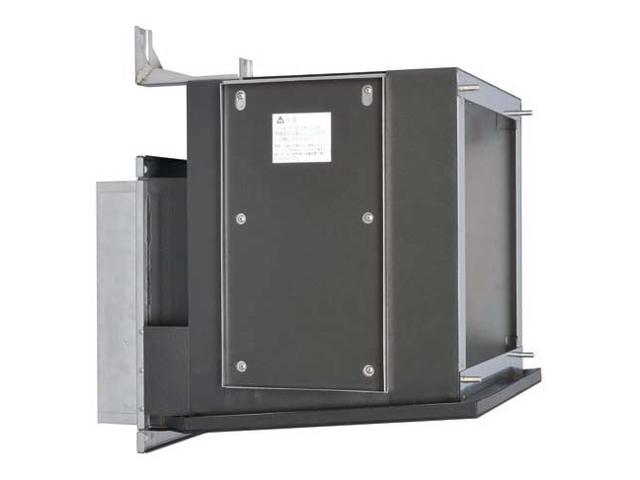 三菱電機 有圧換気扇用システム部材雨水浸入抑制部材PS-60RC