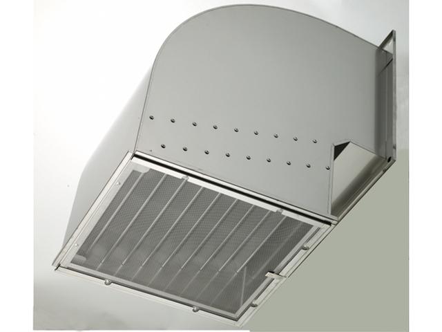 ●三菱電機 有圧換気扇用システム部材有圧換気扇用ウェザーカバー 防鳥網標準装備QWH-80SA