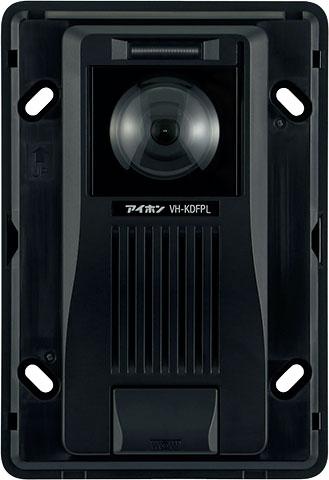 アイホン カラーカメラ付玄関子機VH-KDFPL-N