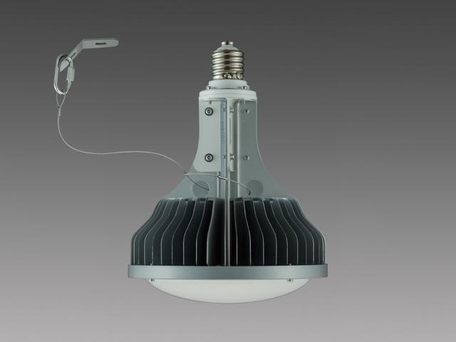 三菱電機 施設照明LED高天井用ベースライト HID形LEDランプシステム高天井用 下方向タイプ クラス2000(メタルハライドランプ400W相当)LHR127N-H-E39/M400