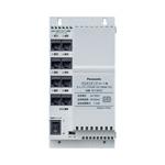 パナソニック Panasonic 電設資材マルチメディア対応配線システム[マルチメディア]ポート用内器(通信系)1G(1000M)スイッチングHUBWTJ8501K