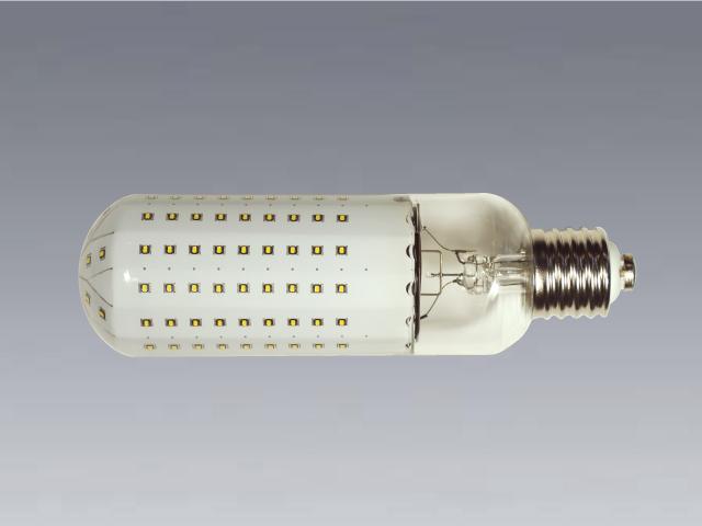 三菱電機 ランプHID形LEDランプシステム クラス600電球色 水銀ランプ200W相当LHT42L-G-E39