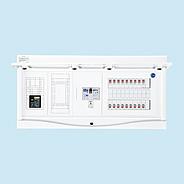日東工業 エコキュート(電気温水器)+IH用 HCB形ホーム分電盤 入線用端子台付(ドア付)リミッタスペース付 露出・半埋込共用型 電気温水器用ブレーカ40A主幹3P40A 分岐10+2HCB13E4-102TL4B