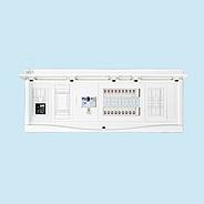日東工業 電気温水器(エコキュート)+IH用 HCB形ホーム分電盤 入線用端子台付+付属機器取付スペース付(ドア付)リミッタスペース付 露出・半埋込共用型 電気温水器用ブレーカ40A主幹3P60A 分岐6+2HCB13E6-62TL4NB