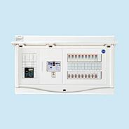 日東工業 エコキュート(電気温水器)+IH用 HCB形ホーム分電盤 入線用端子台付(ドア付)リミッタスペースなし 露出・半埋込共用型 エコキュート用ブレーカ20A主幹3P60A 分岐6+2HCB3E6-62TL2B