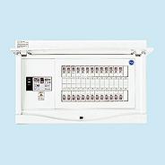 日東工業 エコキュート(電気温水器)+IH用 HCB形ホーム分電盤 一次送りタイプ(ドア付)リミッタスペースなし 露出・半埋込共用型 電気温水器用ブレーカ40A主幹3P75A 分岐18+2HCB3E7-182TB4B