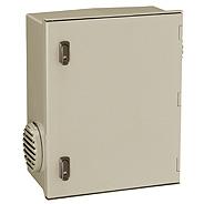 日東工業 プラボックスPL形プラボックス・ルーバー、換気扇付(防水・防塵構造)PL20-34KA