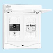 日東工業 ホーム分電盤機白ヌ加 GCユニット(ガス発電用ユニット)引込開閉器なしFPC-GC20B