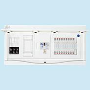 日東工業 エコキュート(電気温水器)+IH+蓄熱用 HCB形ホーム分電盤 入線用端子台付 TL404タイプ(ドア付)リミッタスペース付 露出・半埋込共用型 電気温水器用ブレーカ容量40A主幹3P60A 分岐14+2HCB13E6-142TL404B