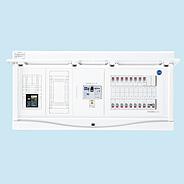 日東工業 エコキュート(電気温水器)+IH+太陽光発電用 HCB形ホーム分電盤 入線用端子台付(ドア付)リミッタスペース付 露出・半埋込共用型 エコキュート用ブレーカ容量30A主幹3P75A 分岐20+2HCB13E7-202STLR3B